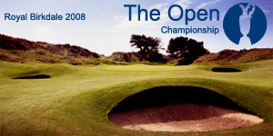 Royal Birkdale, The Open Championship 2008