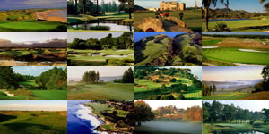 World Golf Course Directory